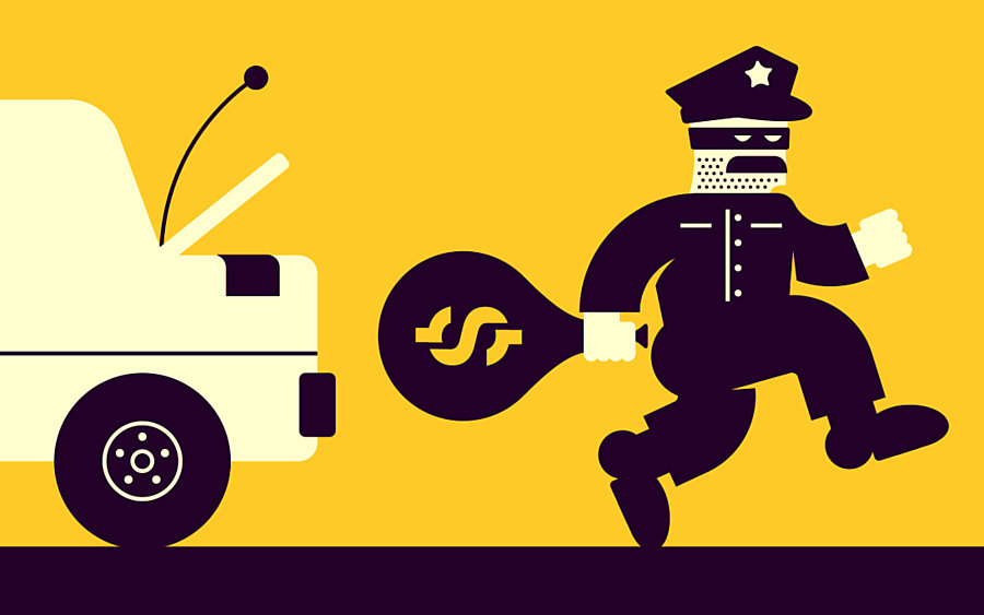 The Routine Lawlessness of America's Law Enforcers