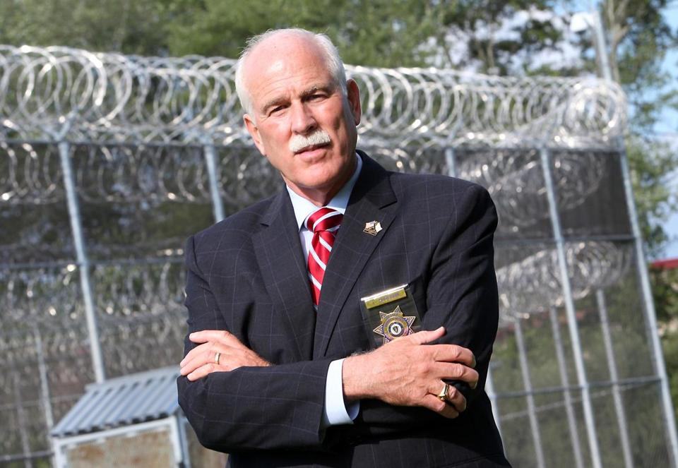 """Build the Wall"" With Slave Labor, Urges Massachusetts Sheriff"