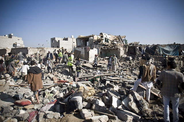 U.S. House to Vote on Amendments to End War in Yemen