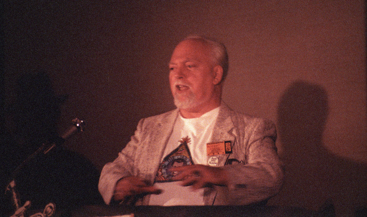 Robert Anton Wilson: Mildly Puzzled All The Time