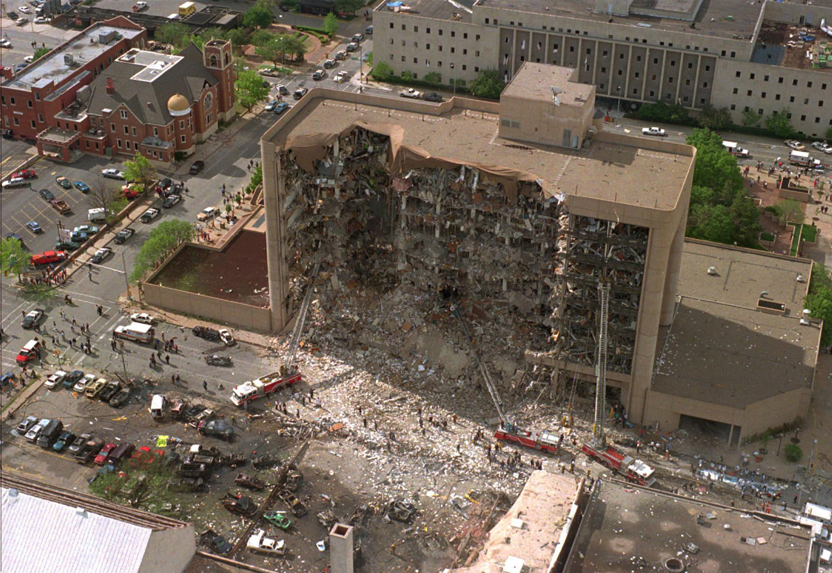 The Oklahoma City Bombing Surveiled: What Do the Videos Show?