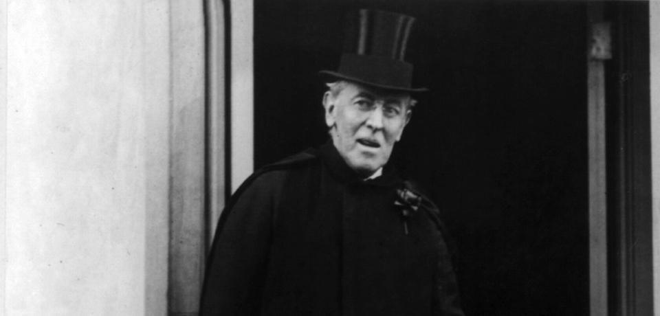 Woodrow Wilson: A President Worth 'Canceling'