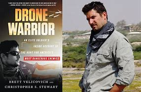 Hunting Human Beings is not The Good Life: Brett Velicovich´s Drone Warrior