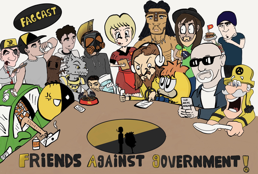 Episode 437: Bird From The Friends Against Government Podcast On The Unabomber And Other Societal Anomalies