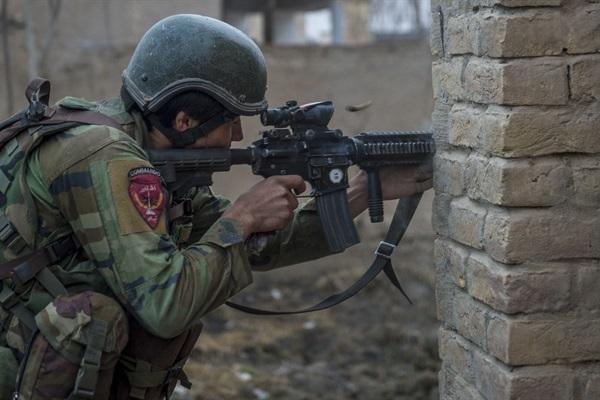 Taliban Attack Kills All 32 Afghan Troops at Border Post