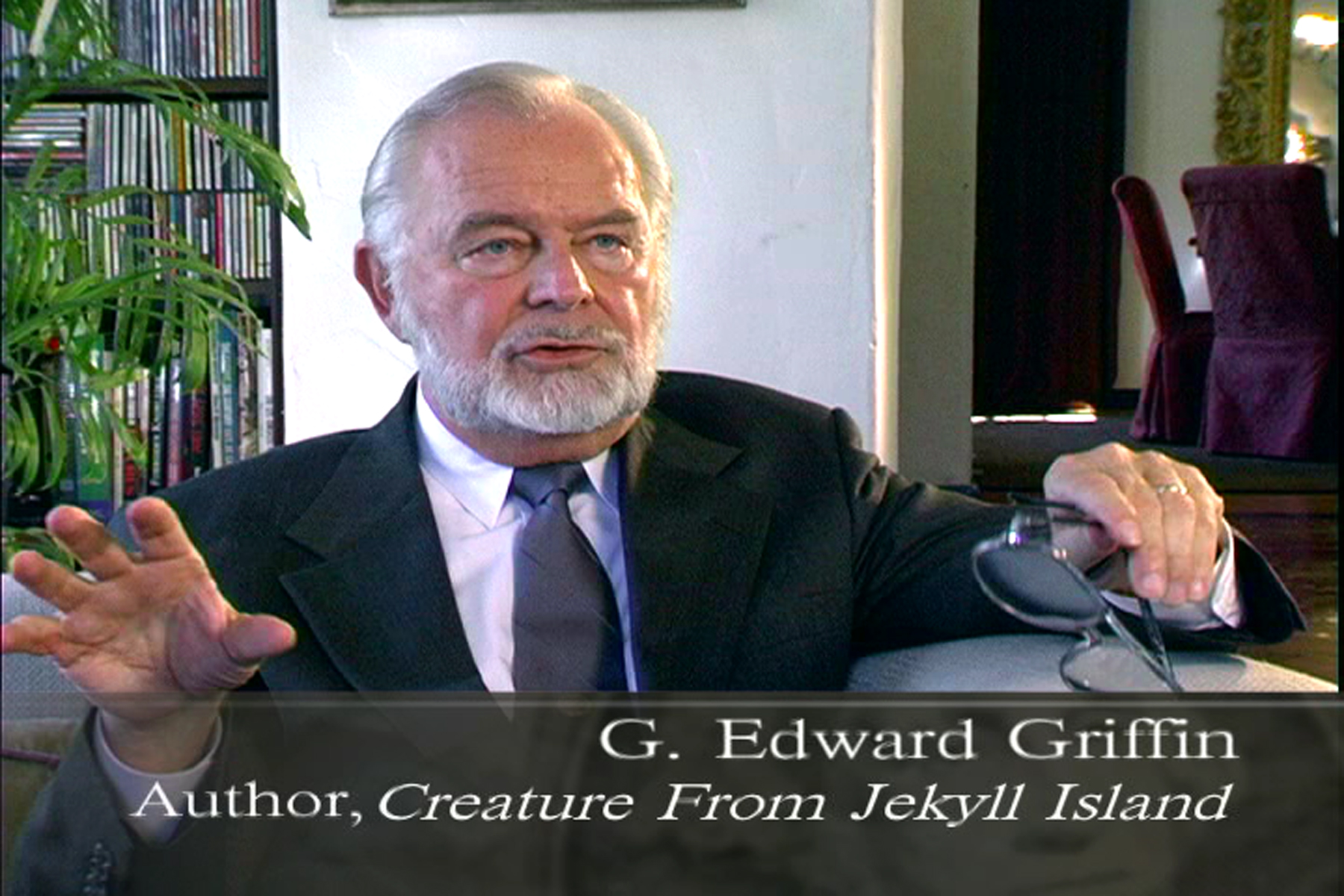 Episode 262: Taking the 'Red Pill' w/ G. Edward Griffin