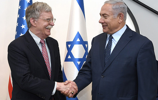 Do Iranian 'Threats' Signal Organized U.S.-Israel Subterfuge?