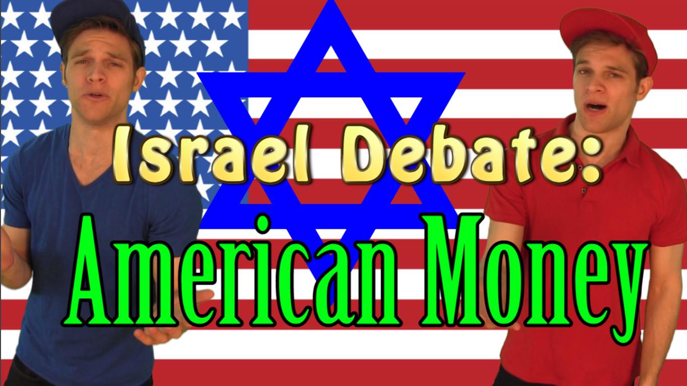 Debate: Is US Aid to Israel too much?