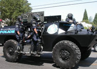 Joe Biden's Phony Limits on Police Militarization