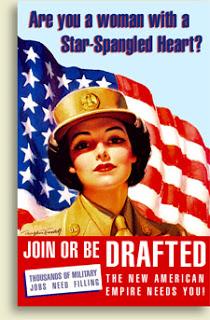 The Pentagon Turns 'Feminist'