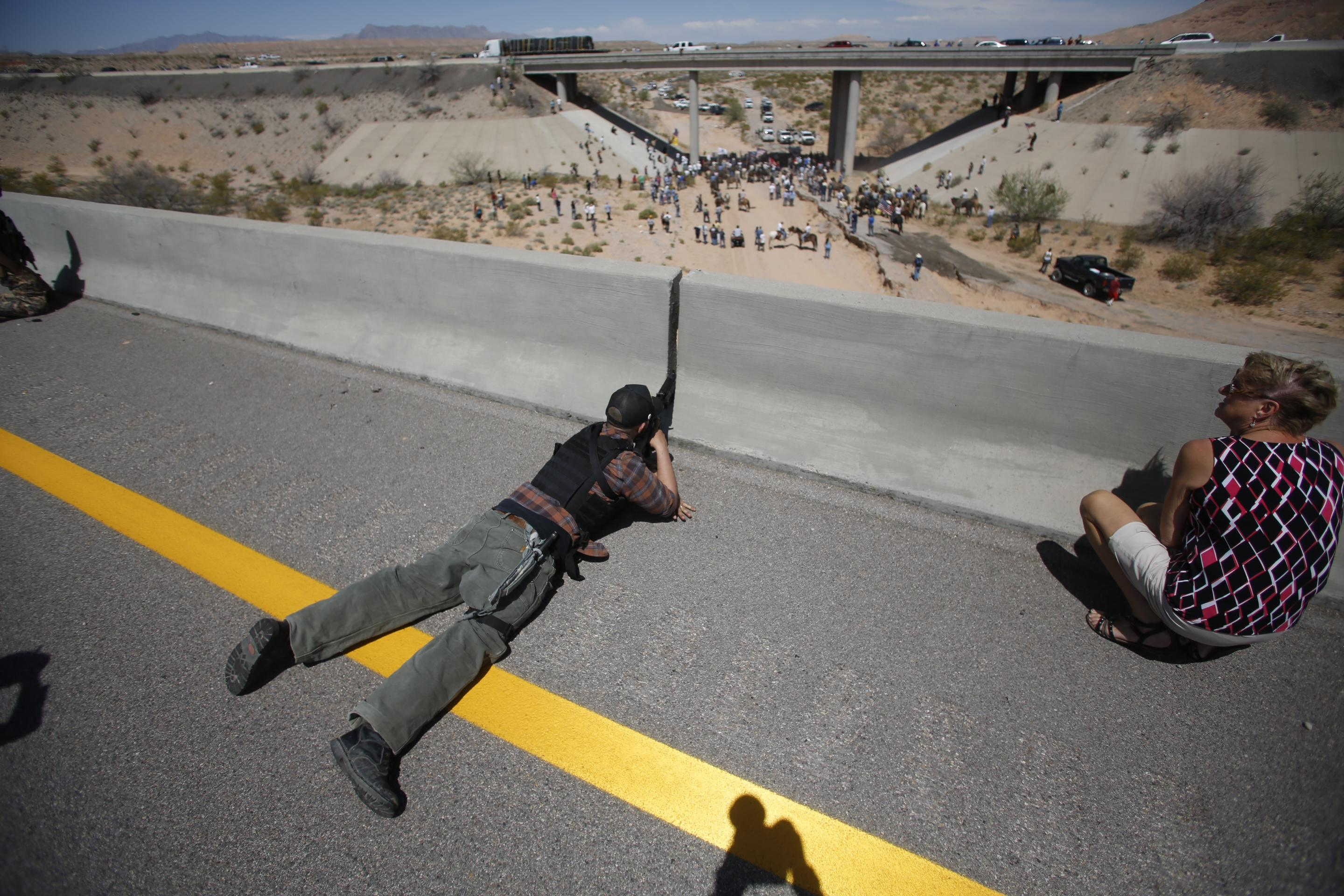 Episode 280: The Story of the Bundy Ranch Standoff