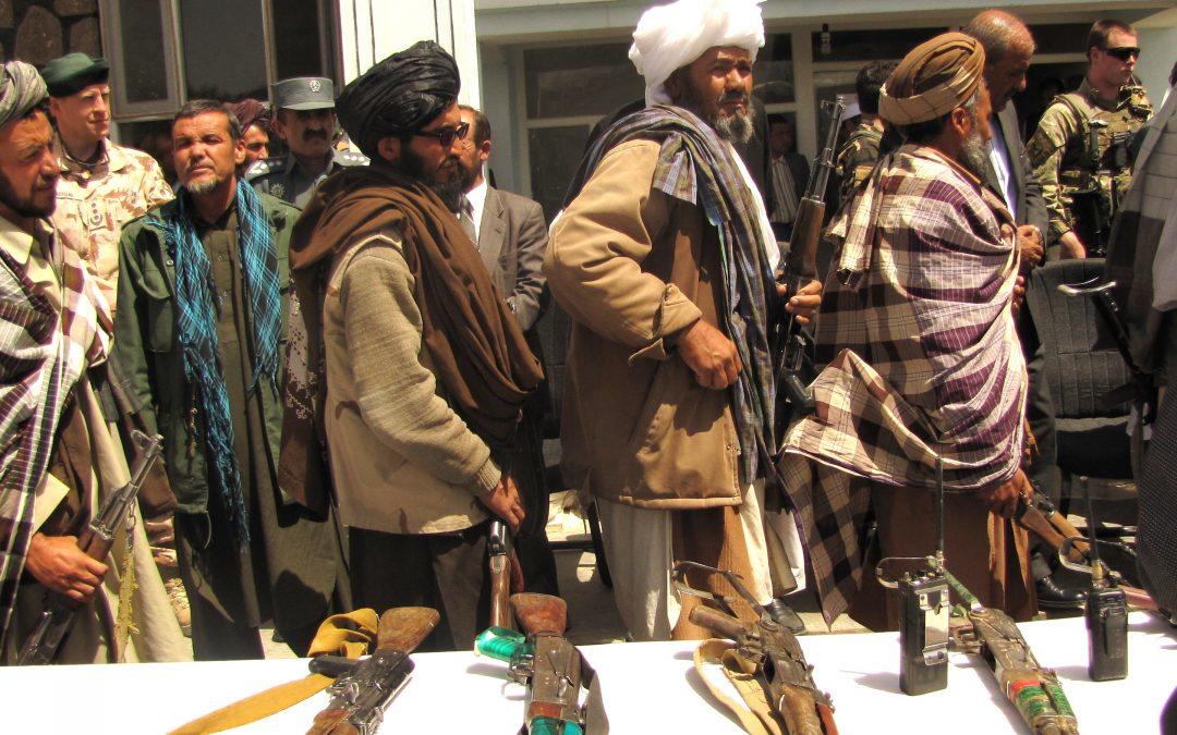 Trump Afghan 'Withdrawal' To Leave 8,600 Troops