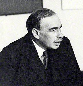 The Cult of Keynes and Its Origins