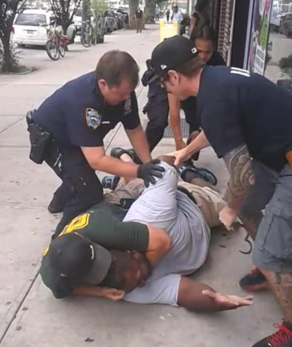 The NYPD Throws a Tantrum… Again | The Libertarian Institute
