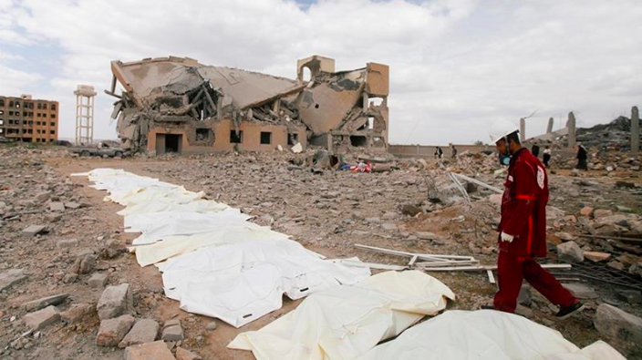 Saudis 'Unaware' Bombed Yemen Prison Held Prisoners