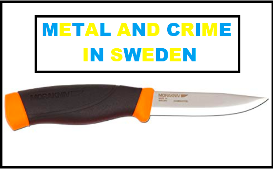 Knife Crimes: Stories, Statistics, and Sweden