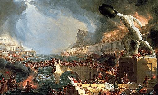 Americans' Estrangement Threatens the Empire