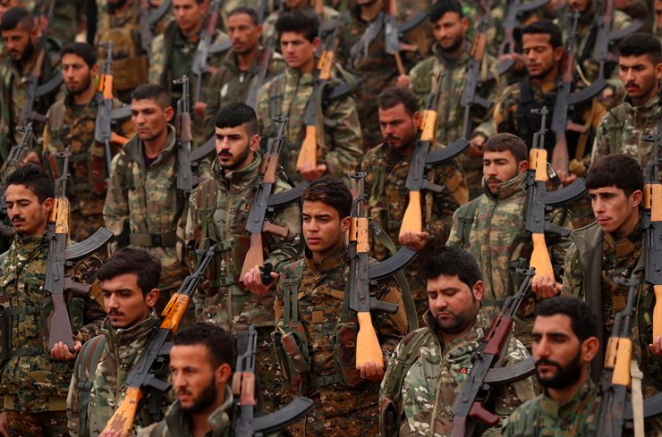 Should Americans Fight to Protect the Kurds in Syria?