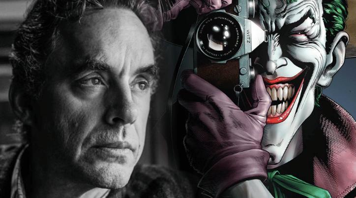 If Joker Met Jordan Peterson: What separates a monster from a hero?