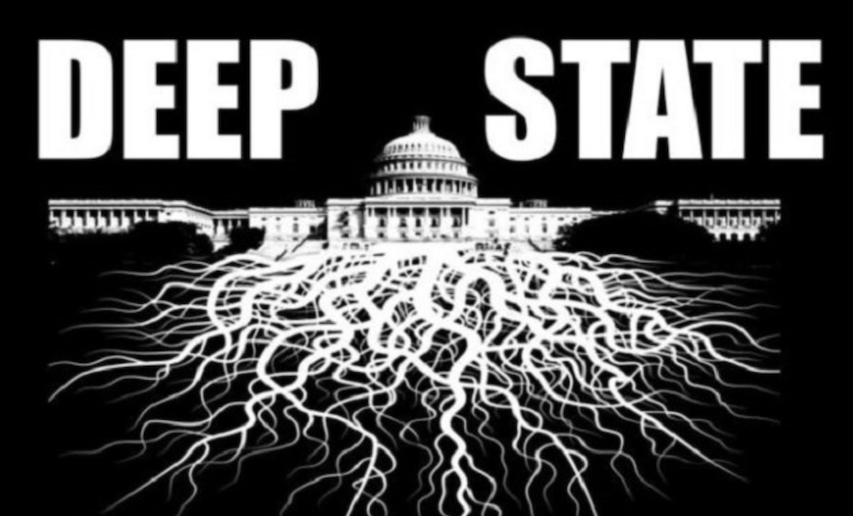 Yes, Virginia, There Is A Deep State And It's Feeding The Anti-POTUS Mob