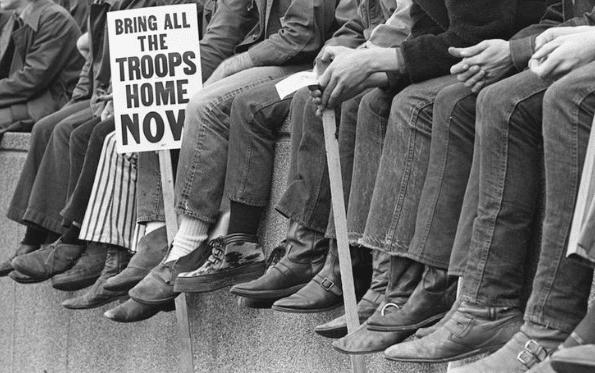 Politicians Suffer Identity Crisis, Should Let Veterans Lead Instead