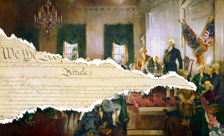 Should we interpret the Constitution so the feds can oversee everything affecting more than one state?
