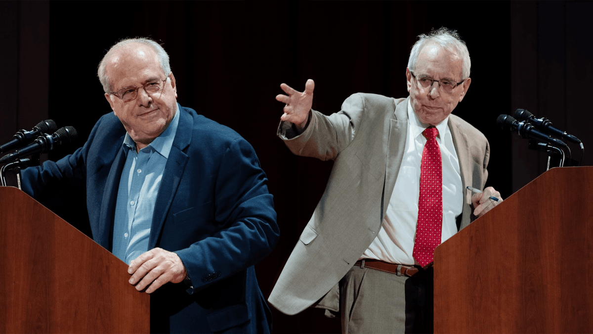 Episode 336: Gene Epstein on His Debate w/ Socialist Professor Richard Wolff
