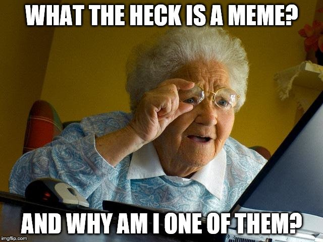The Power of the Meme – My Journey