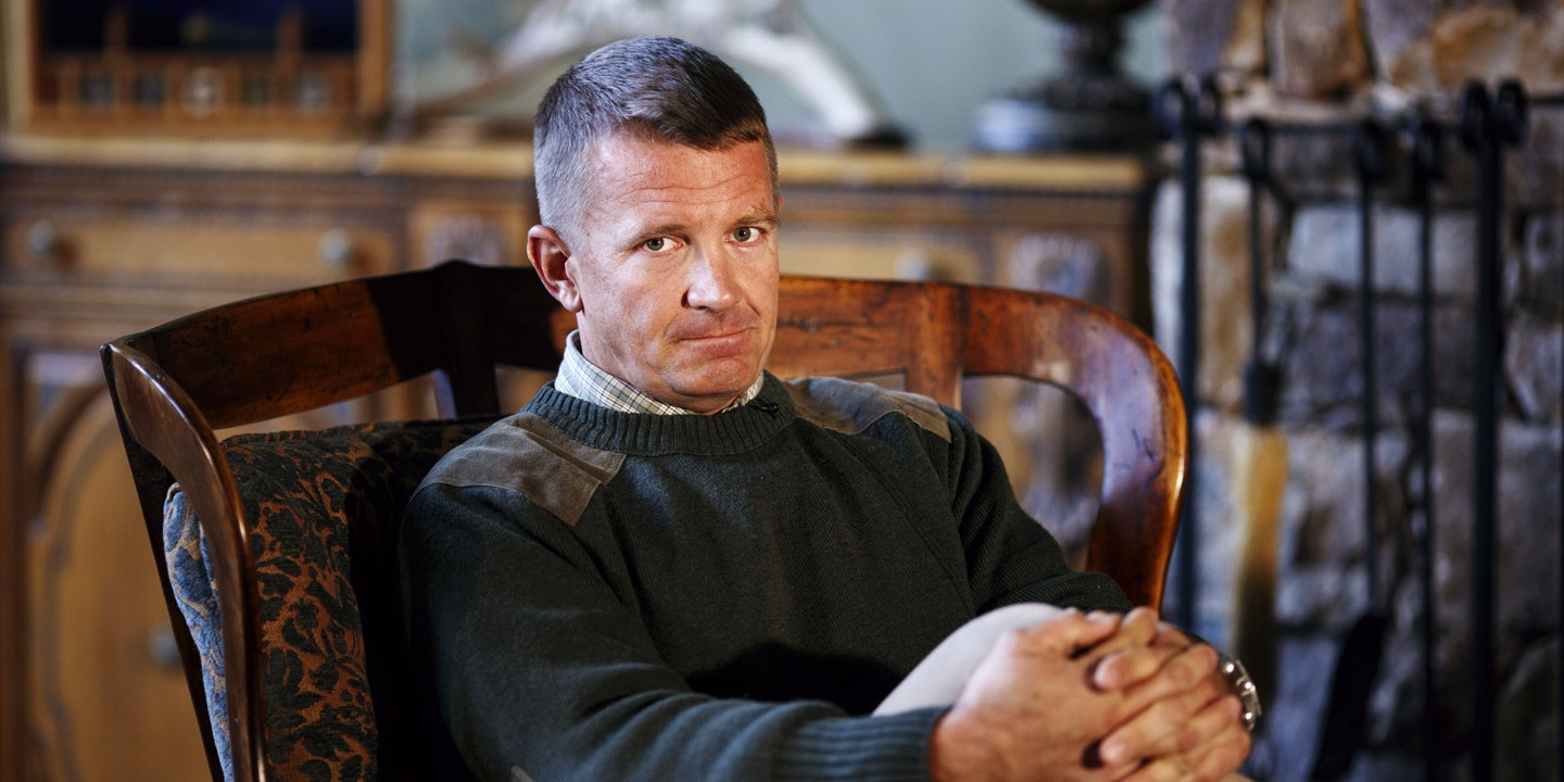 As If US Efforts In Venezuela Weren't Shady Enough, Enter Erik Prince