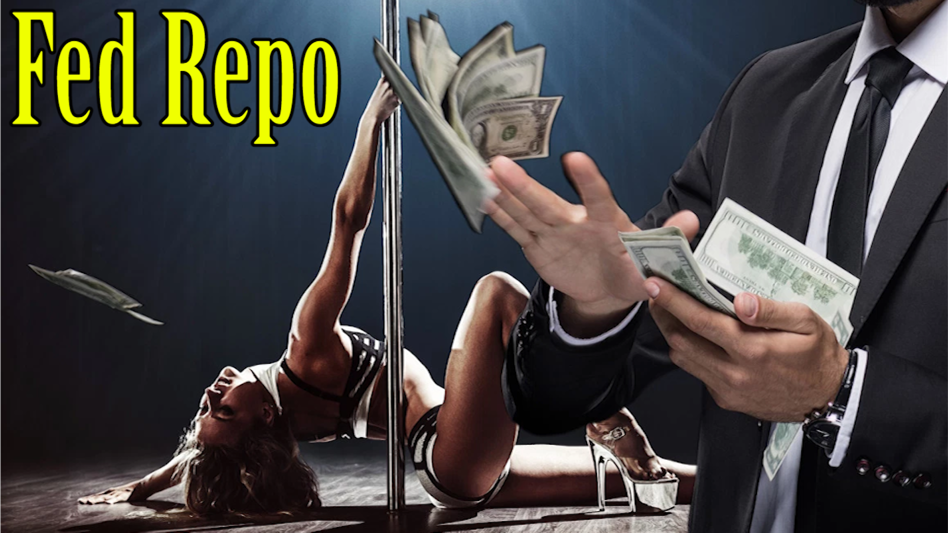 Repo Market Injections & Asset Bubbles Explained (w/ Libertarian George Gammon)