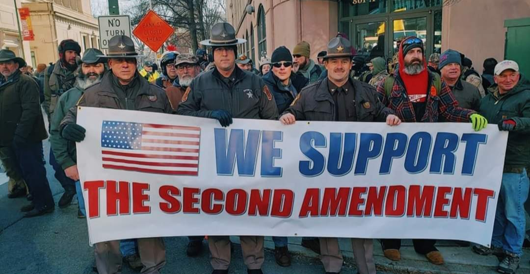 Law Enforcement Respects The Constitution?