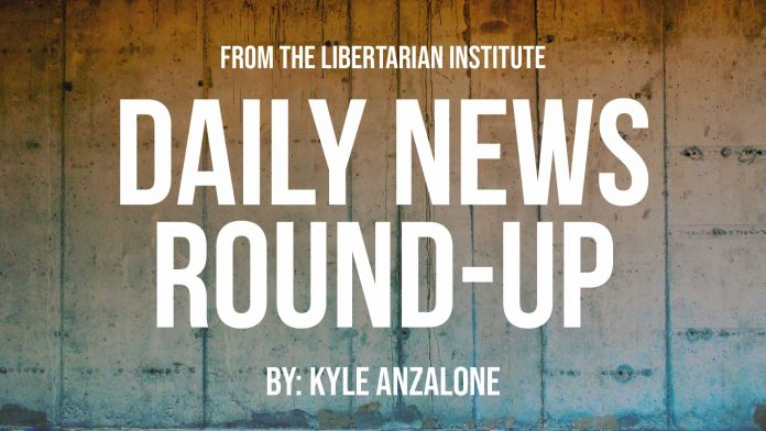 News Roundup from The Libertarian Institute by Kyle Anzalone