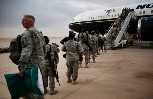 A Million Iraqis Asked Us to Leave. We Should Listen.