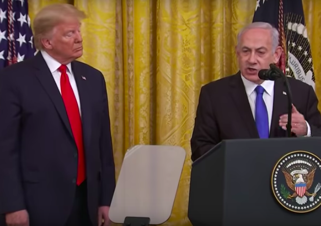 Trump Presents Offer the Palestinians Can't Refuse