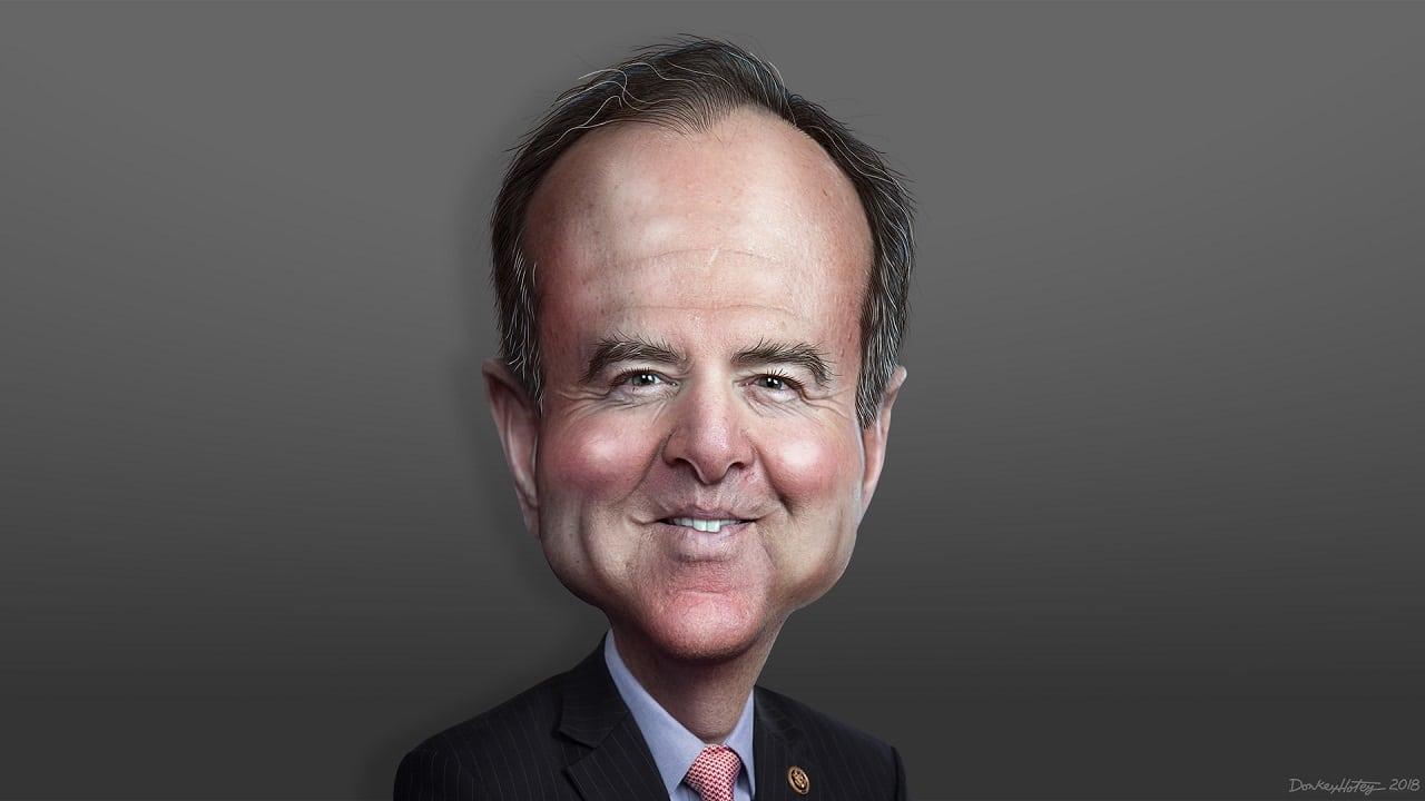 Rep. Adam Schiff's Constitutional Malfeasance
