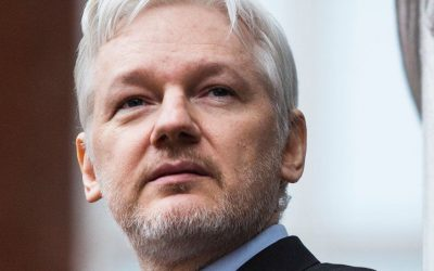 Julian Assange's Persecuted Heroism