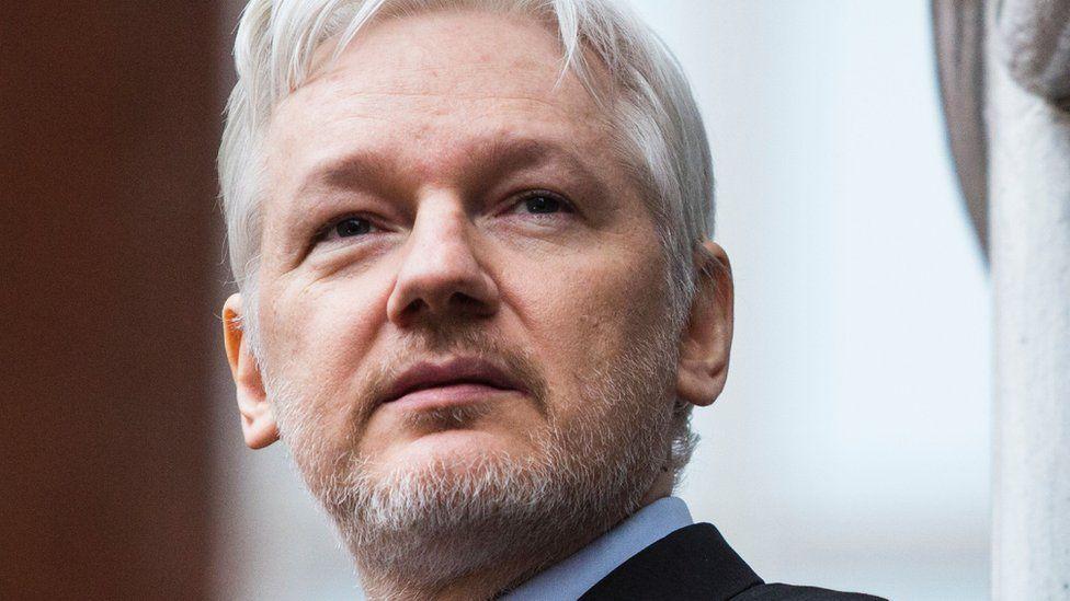 Trump's Betrayal of Julian Assange
