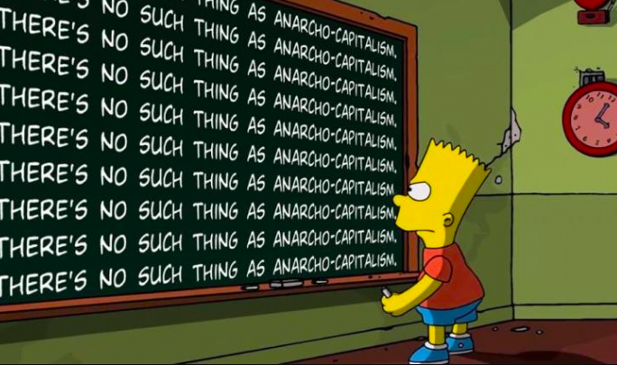 Is Anarcho-Capitalism A Contradiction?