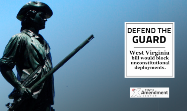 Support Grows for West Virginia Bill to Block Unconstitutional National Guard Deployments