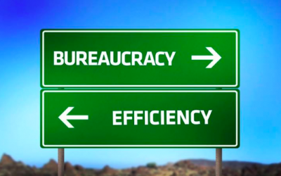 It's the Bureaucracy, Genius: How Bureaucracy Has Lowered Productivity and Income