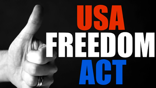 Like Freedom? Then You Won't Like the FREEDOM Act