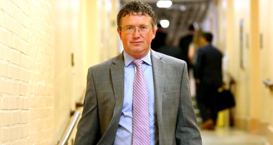 Outraged at Thomas Massie?  You Shouldn't Be