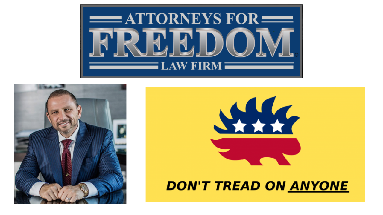 Golden Rule Philosophy. Attorney Marc Victor And Keith Knight