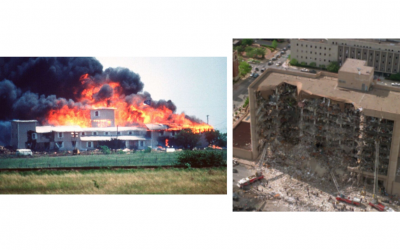 Waco Siege and The Oklahoma City Bombing – Scott Horton