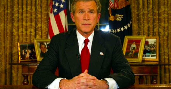 Evil Blossoms Where Conscience Shrinks: The Unforgivable Tragedy of Bush's Iraq War II
