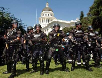 Joint Law Enforcement Task Forces are Creating a National Police State