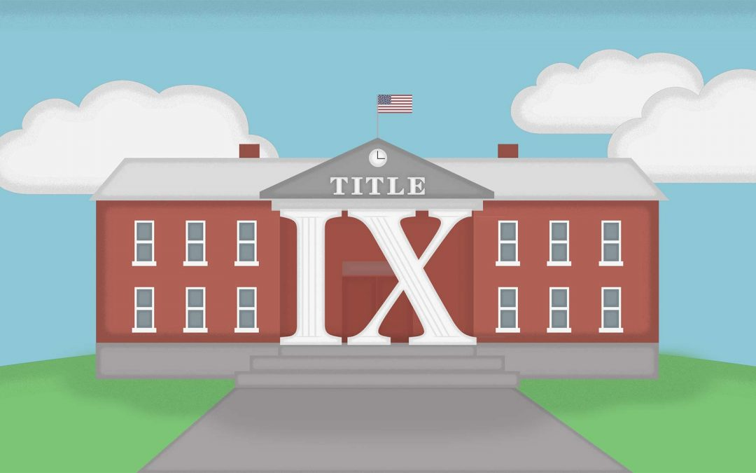 Reform Title IX Now