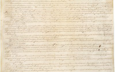 Look to the Constitution, Not 'Necessity'