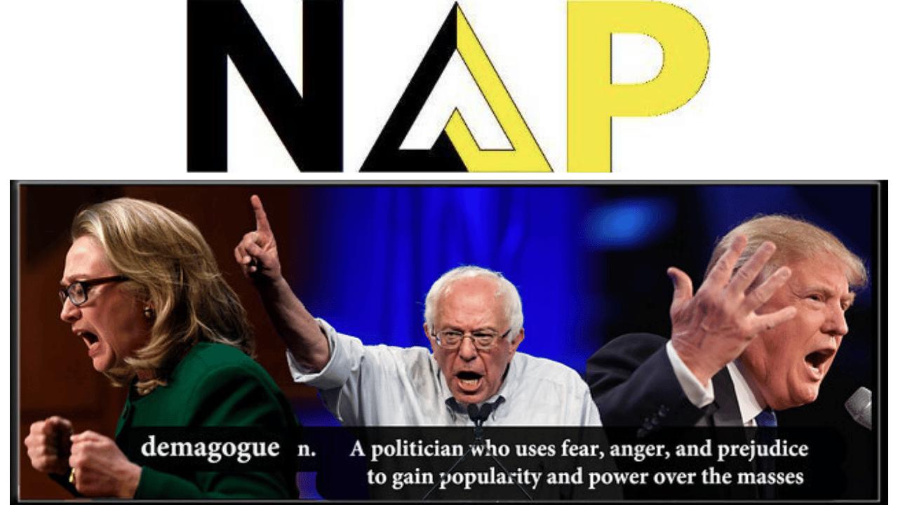 How To Spot A Demagogue