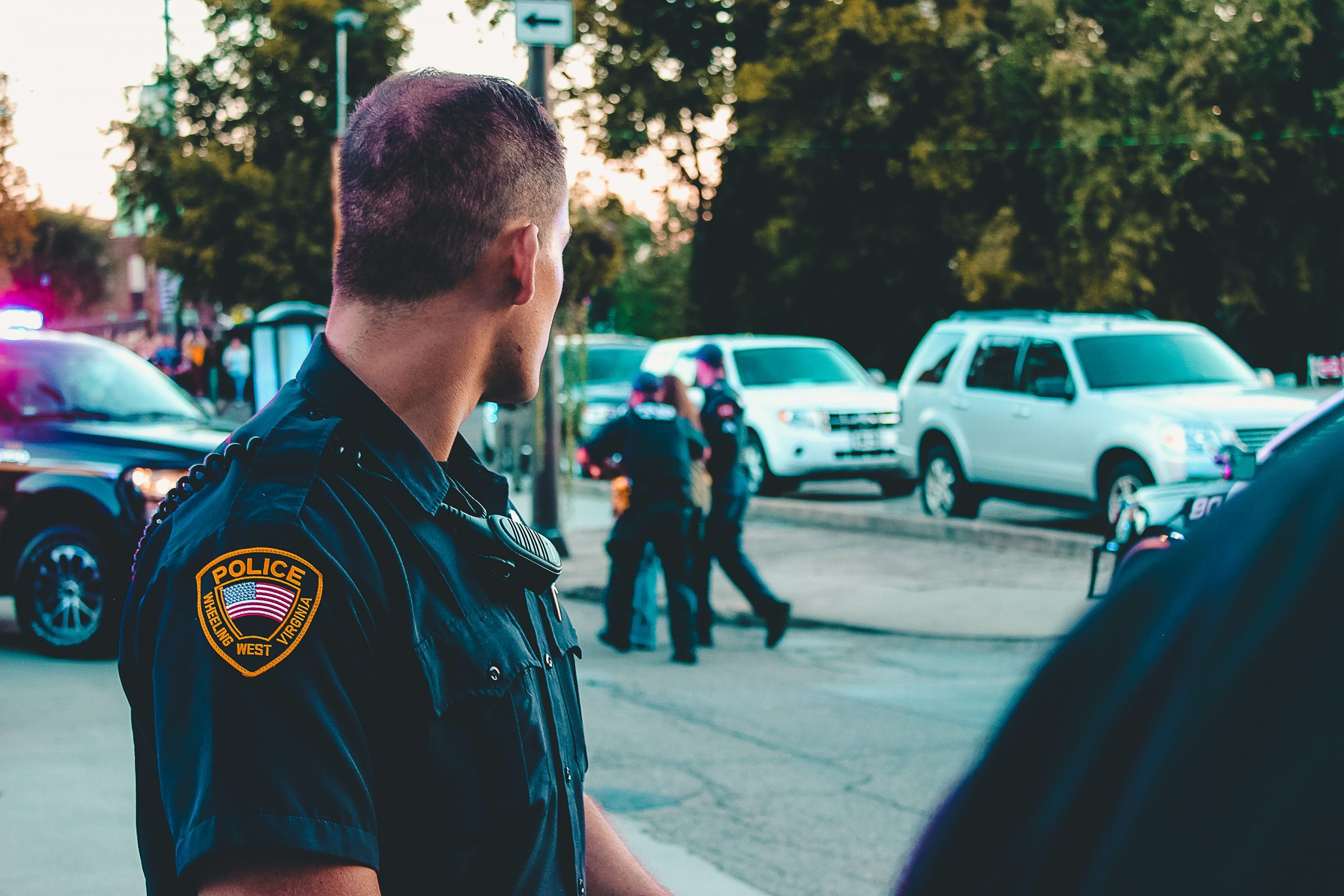 Man Wearing Black Officer Uniform 1464230